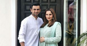 Sania Mirza Is Glowing In Eid Pictures With Husband