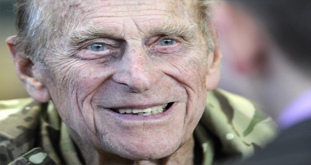 Pictorial: Duke of Edinburgh Celebrates 97th Birthday