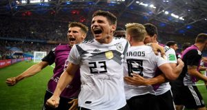 Football WC: Germany's Win Over Keeps Hopes Alive