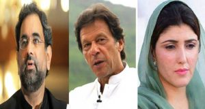 Imran, Abbasi and Ayesha Gulalai To Appear Before RO Today