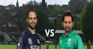 Pakistan, Scotland To Clash Today In Second T20 Match