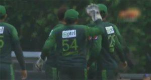 Pakistan Clinch Two Match Series By 2-0 Against Scotland