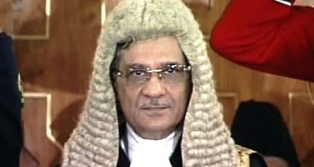 10 Million Fine For Violation Of One Square Foot: CJP