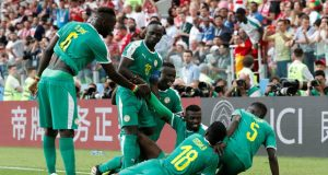 WC 2018: Senegal Beat Poland by 2-1