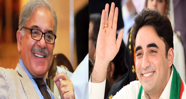 Nominations of Shahbaz, Bilawal Approved
