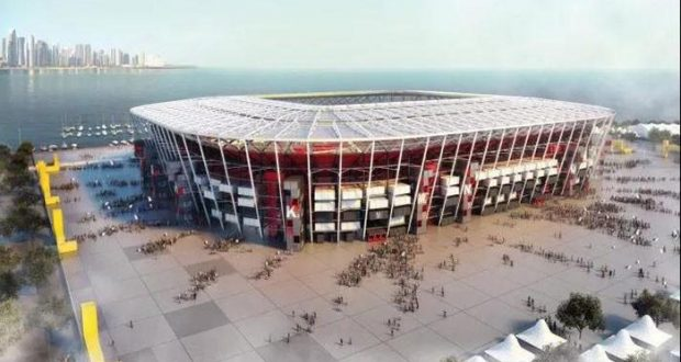 Chinese Firm To Build Detachable Stadium For World Cup 2022