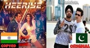Race 3 Hit Song Is Copied From Pakistani Song