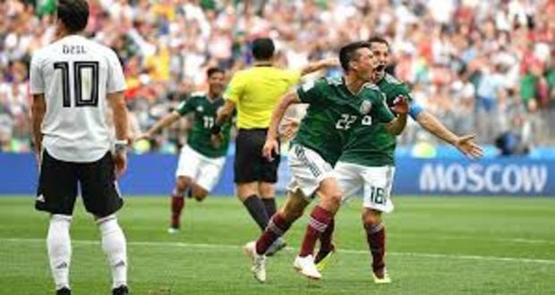 Germany 'Under Pressure' After Mexico Defeat In World Cup
