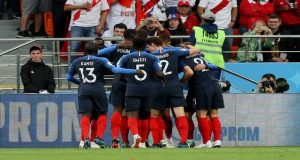 FIFA WC 2018:Peru Knocked Out