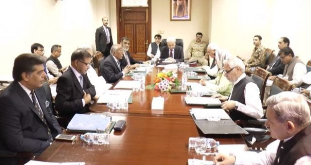 Cabinet Approves Chairman Bait-ul-Mal Resignation