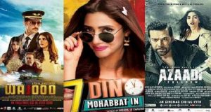 Four Pakistani Films To Entertain Movie Buffs On Eid-ul-Fitr