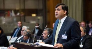 Pakistan Urges Int'l Community To Stop Bloodshed in IOK