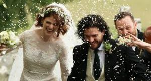 Game Of Thrones' Kit Harington, Rose Leslie Tie Knot