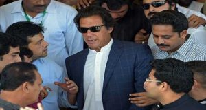 PTI Chief Reaching Karachi Today For Election Campaign