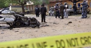 31 Killed In Twin Suicide Blasts In Nigeria