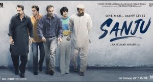 'Sanju' Earned 120 Crores in the Opening Weekend