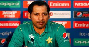 Sarfraz Proud Of England Series Result