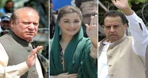 Nawaz, Maryam Granted 4-day Exemption From Appearance
