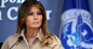 Melania 'Hates To See' Children Separated From Their Families