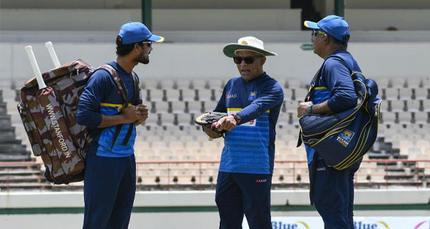 Ball Tampering Case: Sri Lanka Trio Banned By ICC