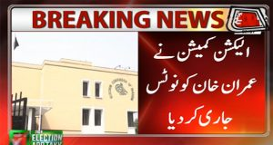 Election Commission Summons Imran Khan Today