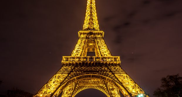 A Picture Of Eiffel Tower Can Put You In Jail