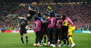 France Win FIFA World Cup-2018
