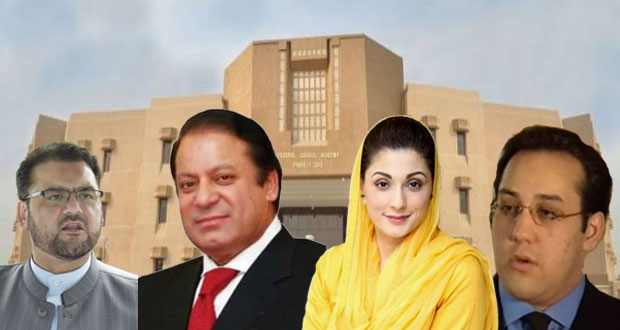 Nawaz Gets 10 Years in Jail, Maryam 7 In Avenfield Reference
