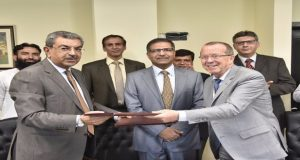 Pak Germany Sign MoU For Cooperation In Renewable Energy