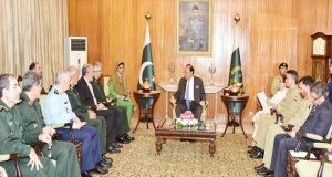 Pakistan, Iran To Continue Working For Regional Peace