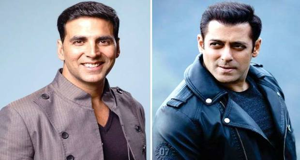Salman, Akshay Among Highest Paid Entertainers, Forbes
