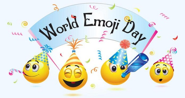 Today is The World Emoji Day