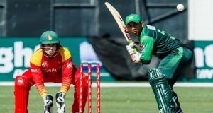Zimbabwe Opted to Field After Winning the Toss in 1st ODI