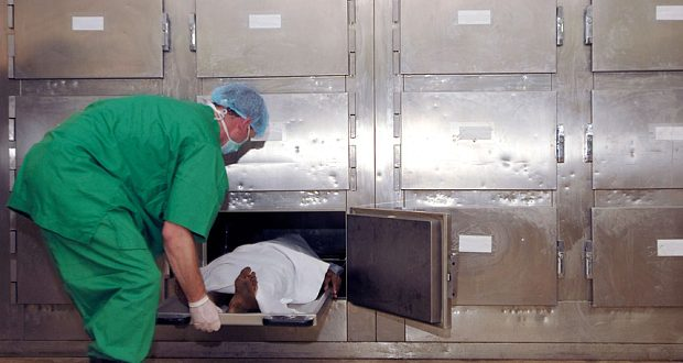 Dead Women Recovered Alive From Mortuary Fridge