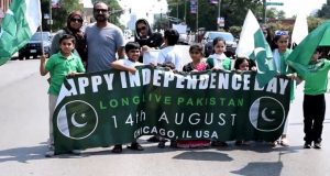 Pakistan Independence Day Parade in U.S.