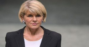 Australian Foreign Minister Resigns from Cabinet