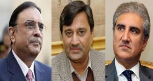 Three Fathers, Sons Take Oath As MNA