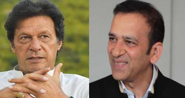 Indian HC Calls on Imran, Greets Him On Poll Victory