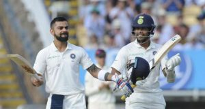 India 274 All Out Against England In 1st Test