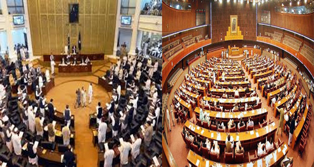 New NA, KP Assemblies To Meet on Monday