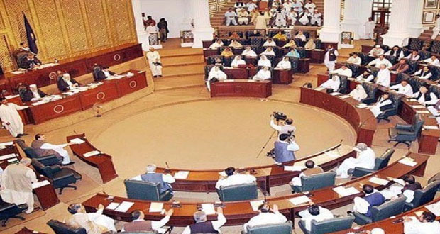 PTI's Mehmood Jaan Sworn In As Dpy Speaker KP Assembly