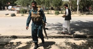 Gunmen Attack Intelligence Service Centre in Kabul