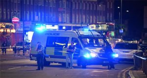 London Shooting Leaves Three Injured