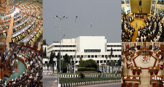 NA, Three Assemblies To Meet Today, Punjab On 15