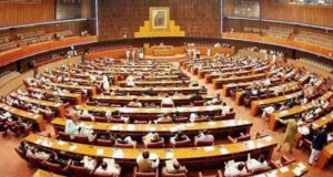 Nomination For NA Speaker, Dy Speaker To Be Received Today