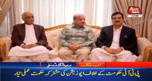 PPP, PML-N Discuss Political Strategy, Formation of Govt