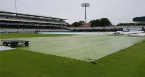 Rain Washes Out First Day in England-India 2nd Test