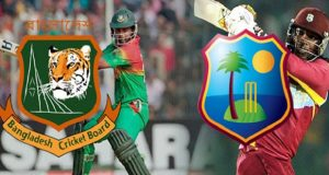 West Indies Defeated Bangladesh By 7 Wickets in First T-20