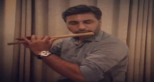 Actor Adnan Siddiqui Plays National Songs on Flute