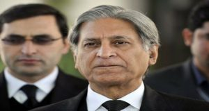 Profile of PPPs Presidential Candidate, Aitzaz Ahsan